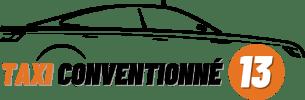 Logo Taxi Conventionne 13 Marseille
